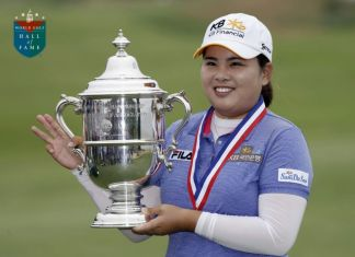 Inbee Park World Golf Hall of Fame Museum - WomensGolf.com