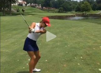 instagram viral videos womens golf