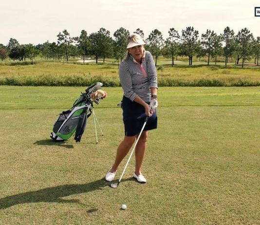 How to Fix a Slice WomensGolf.com with Cindy Miller