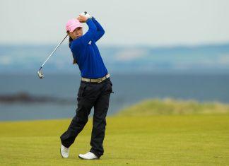 In-Kyung Kim of Korea Winner of the Ricoh Women's British Open