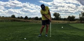 Elena King changing trajectory around the green - womensgolf.com video lesson