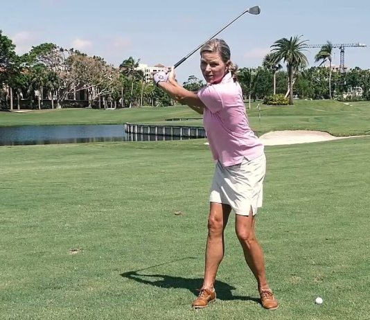 Getting Your Turn and Swing Plane Right Kellie Stenzel womensgolf