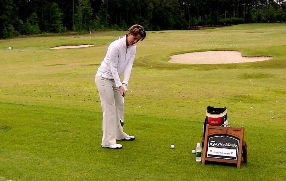 Lizzy Freemantle article on club fitting - for womensgolf.com