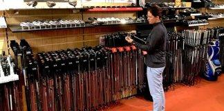 Lizzy Freemantle - golf equipment fit - club fitting - womensgolf.com