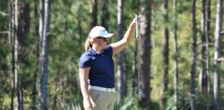 Marissa Steen NWGA Womens Golf