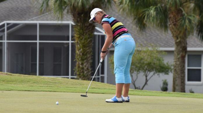 Marissa Steen   Photo: National Womens Golf Association (NWGA)