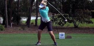Analysis of young LPGA star, Brooke Henderson's amazing swing