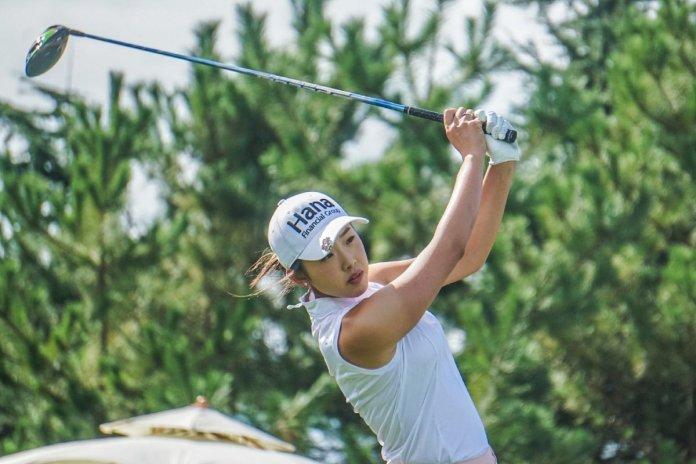 How Good are the 2021 LPGA Rookies? Yealimi-Noh-at-the-2019-Hana-Financial-Group-Championship-Ben-Harpring