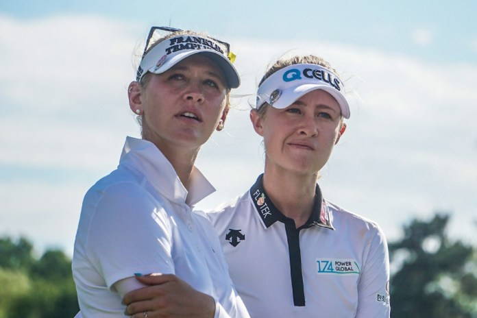 Are the Kordas Golf's Best Sister Act Ever? Jessica-Korda-and-Nelly-Korda-Ben-Harpring