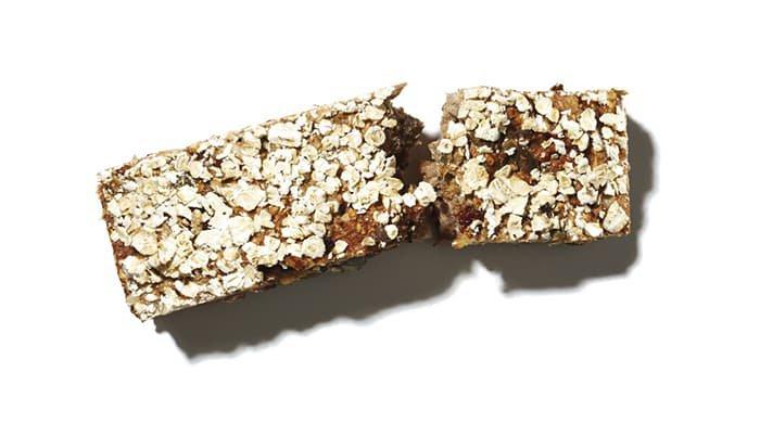 breakfast protein bar