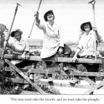 March 2017: Centenary of the formation of the Women's Land Army