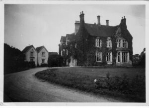 Aldboro House. Photo from Caroline Cavanagh whose great aunt, Edith Florence Beatrice Kirby, known as Edie in Warwickshire, and Yapton.