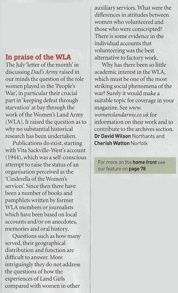 BBC History September 2012 Vol 13 No 9 p7