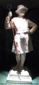 WLA Clay Figurine
