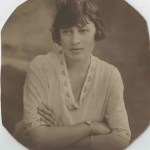 WW1 Land Girl: Phyllis Sahmer (nee Drayton)