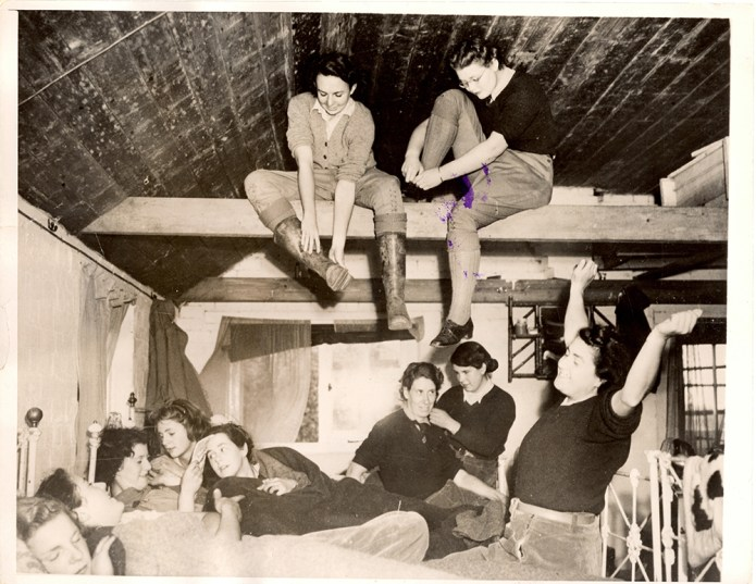 Women's Land Army Lincolnshire Hostel