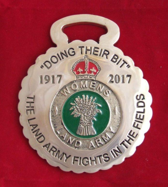 WW2 Horse Brass