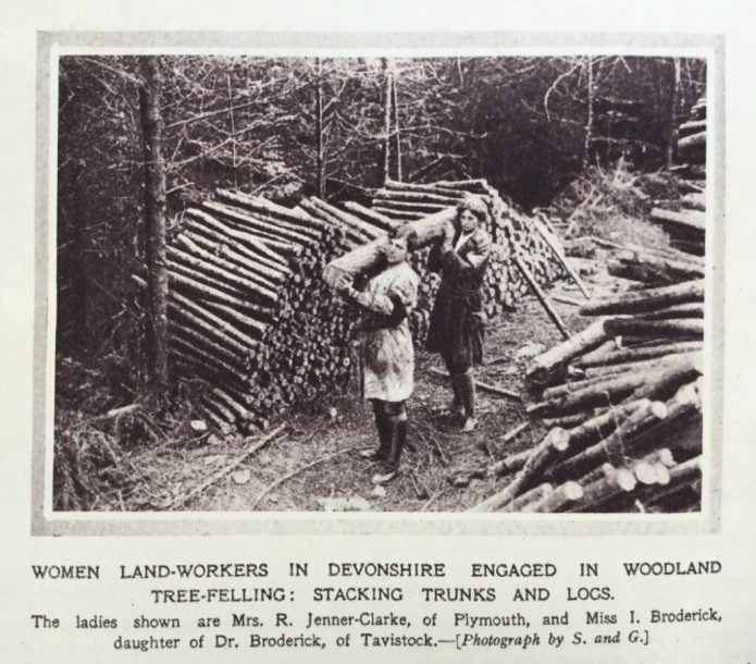 Photo from the Illustrated War News, 08th Aug 1917.