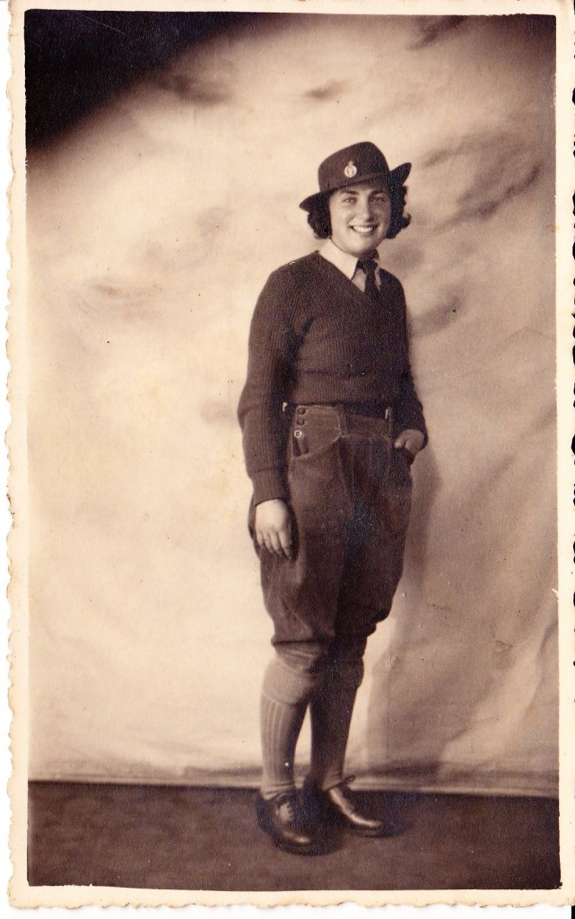 Madeline Olive Thornewill WLA Portrait
