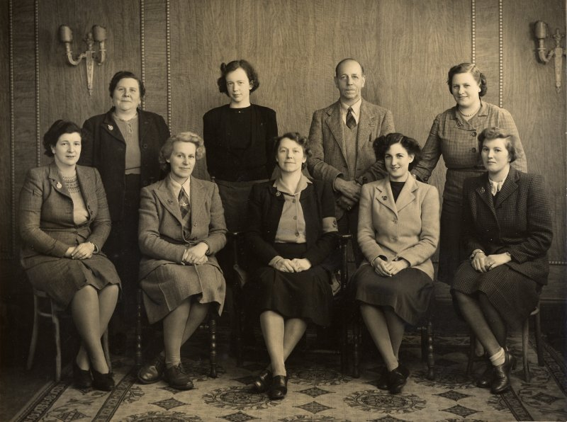 Bedfordshire WLA HQ Office Staff Photo