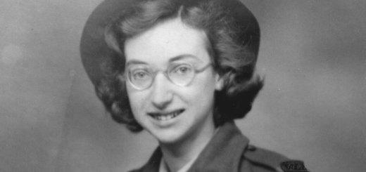 Land Girl Joan Treeby