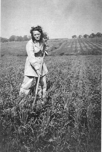 Annie Glover (née Sawyer)