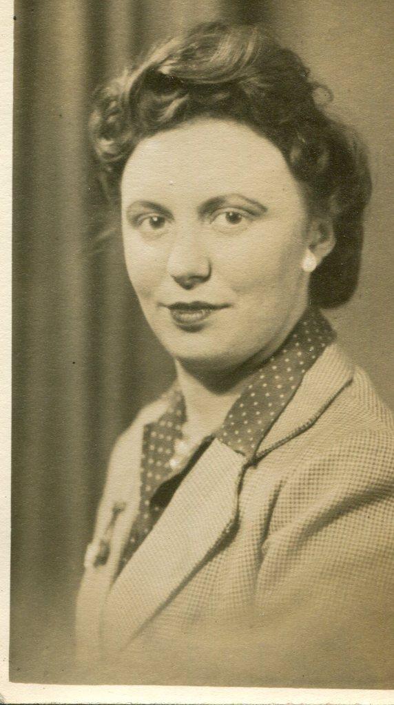 Doreen Staunton, 28th March 1945