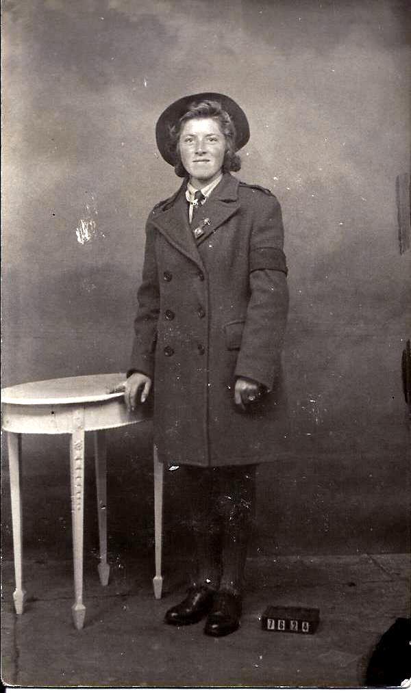 Florence Louisa Mullender