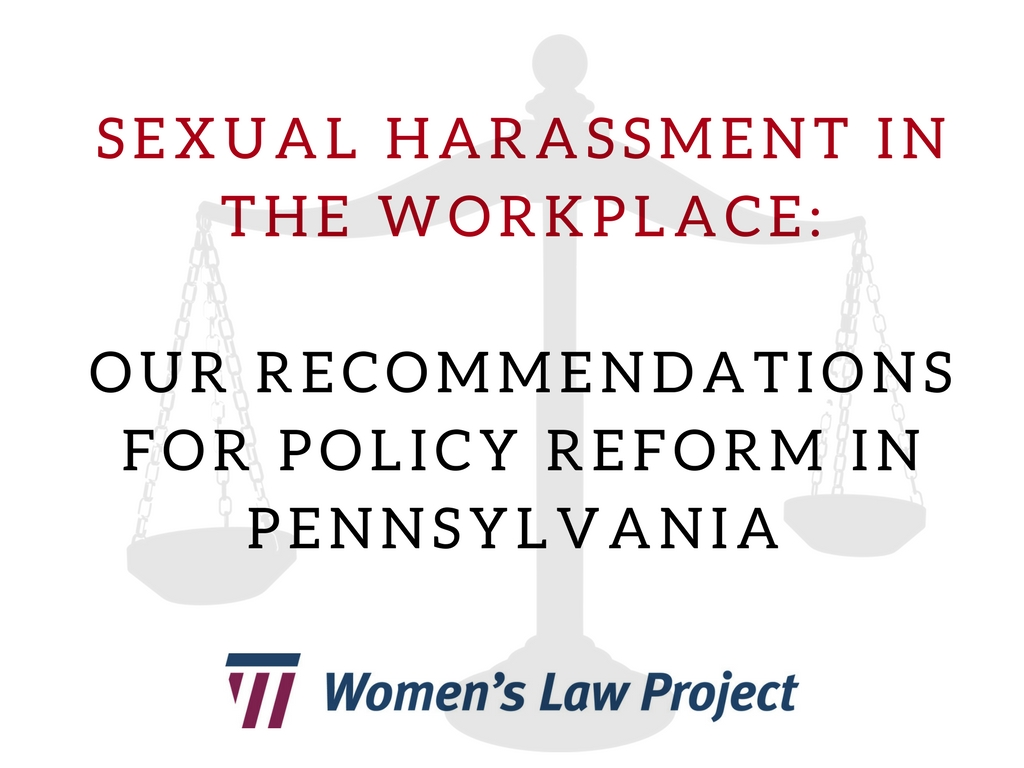 Why is sexual harassment considered a form of gender discrimination