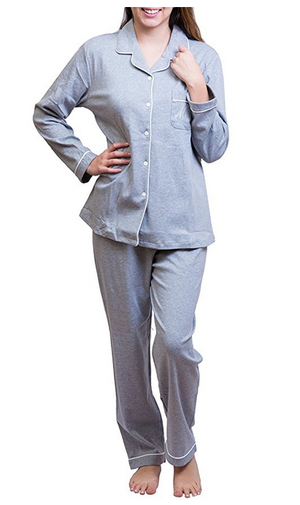 Soft Long Pajama Shirt Cotton PJs//Pyjamas CafePress Black Tan Dachshund Lover Womens Nightshirt
