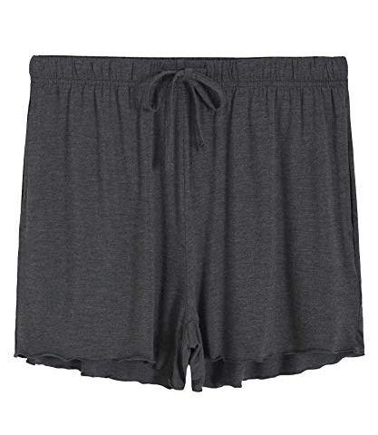 Latuza Womens Soft Sleep Pajama Shorts