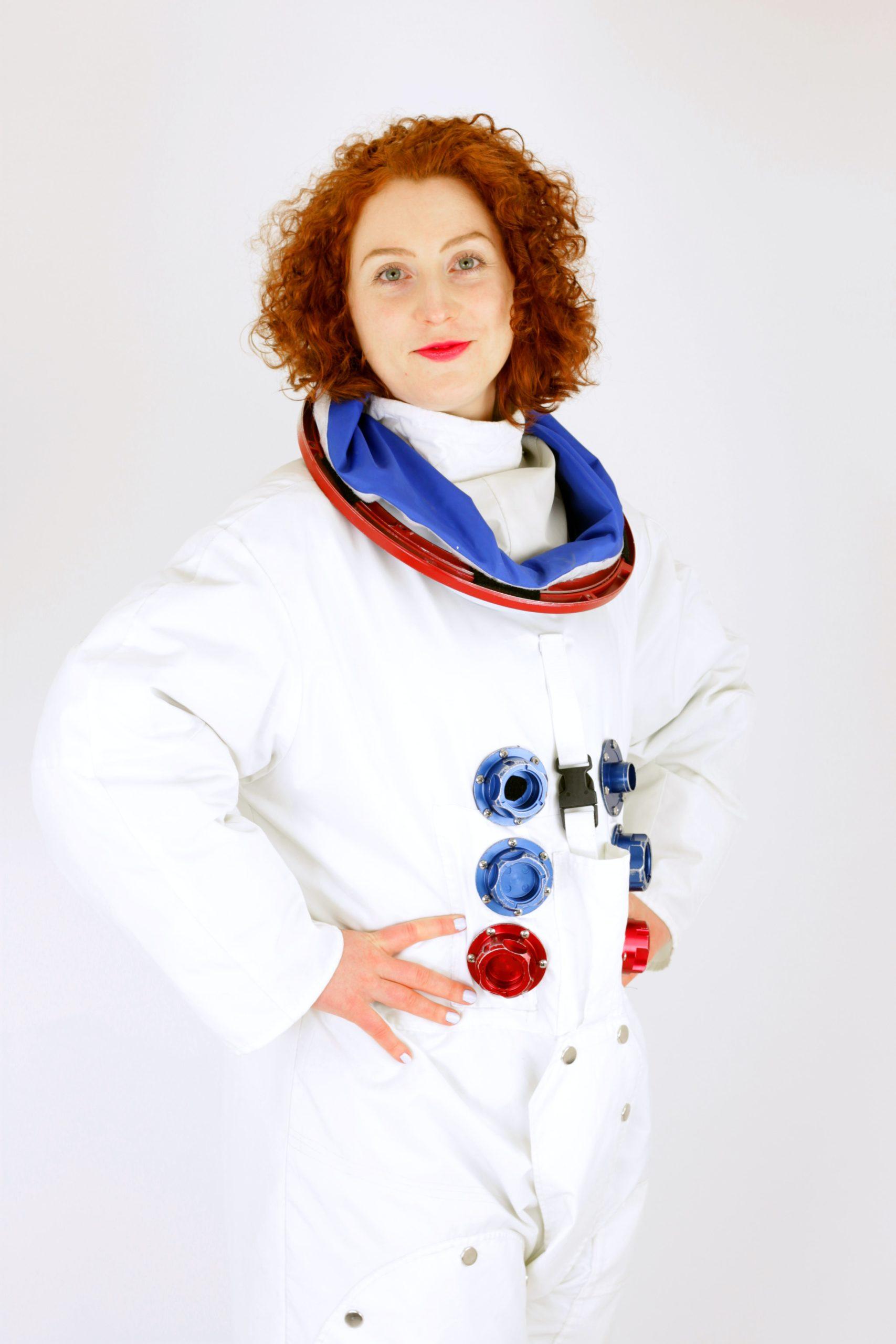 NASA woman