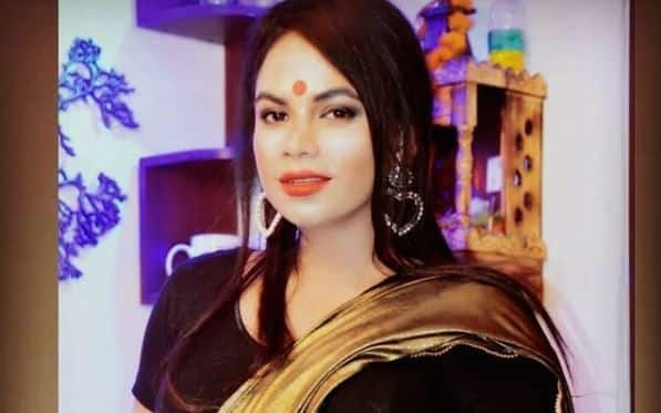 A picture of Urooz Hussain, the transgender woman and entrepreneur who is the focus of this piece.