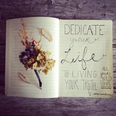 journal, positivity, life