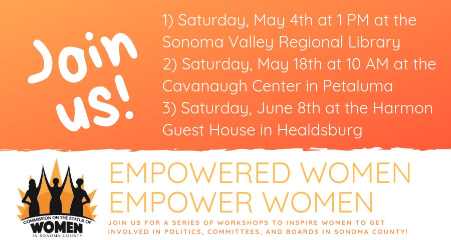 Empowered Women Empower Women May4