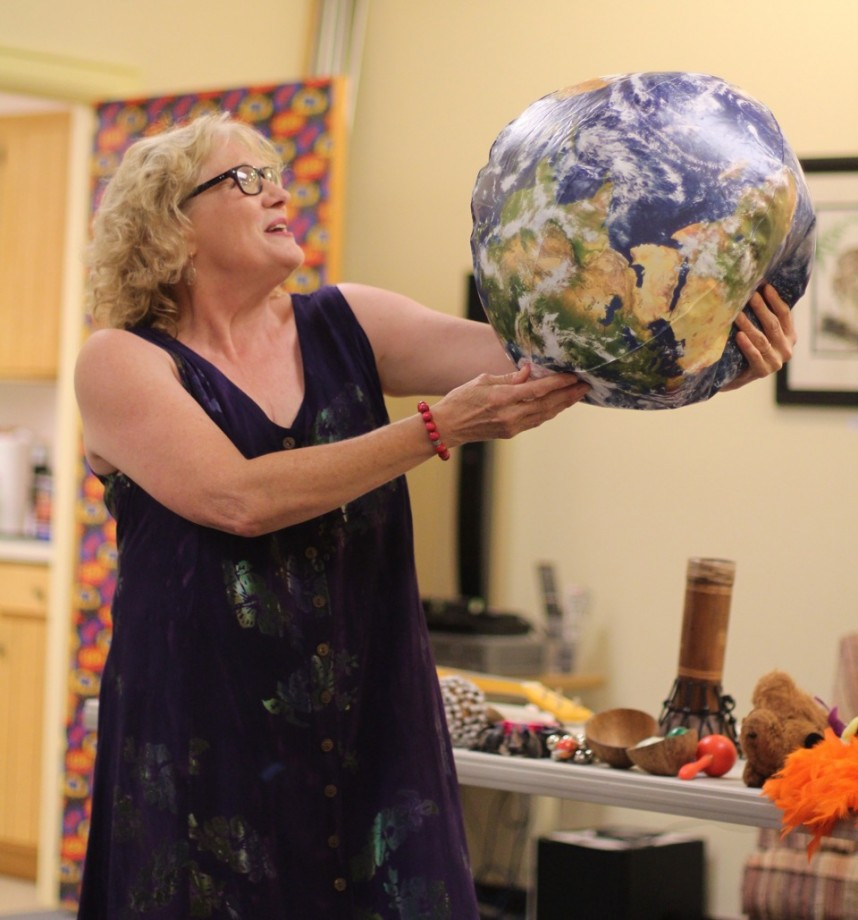 Joyce Johnson Rouse (Earth Mama)