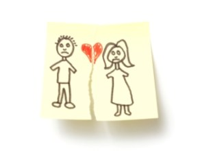 Points about parenting when going through a divorce