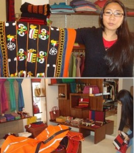 The Ants Store - selling handicrafts and textiles from North-East India