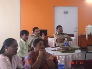 A KHPT sensitisation workshop