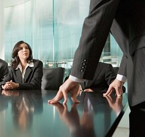 Gender Bias At Work