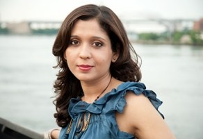 Author Interview: Priyamvada Purushotham of The Purple Line