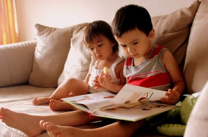 Picture books for children help in teaching kids about life