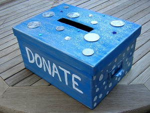 How To Donate On A Budget