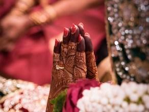 grand Indian wedding