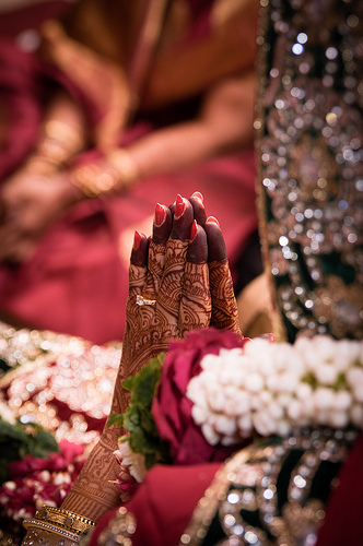 grand Indian wedding