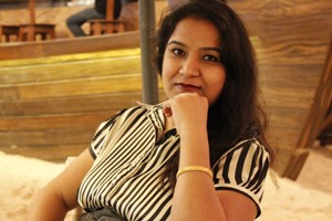 Seema Dholi of Farm2Kitchen