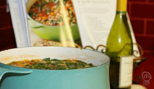 Quick weeknight dinner: Minestrone