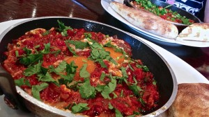Quick weeknight dinner: Shakshuka