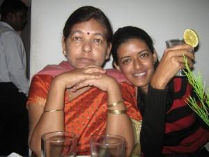 maa and me