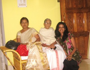 Maa, Naani and Me